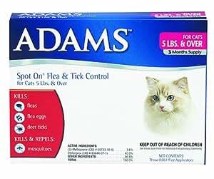 New Flea Treatment For Cats Toxic