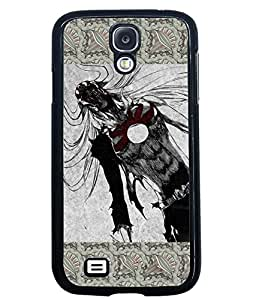 PrintVisa Metal Printed Crazy Designer Back Case Cover for Samsung Galaxy S4 I9500/ I9505-D4678