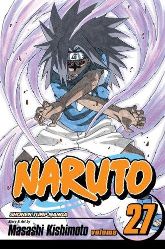 NARUTO -ナルト- コミック27巻 (英語版)