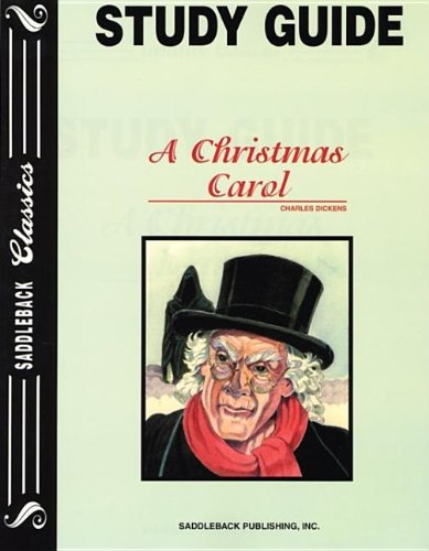 Download Charles Dickens A Christmas Carol (Saddleback Classics)(pdf){Zzzzz} Torrent ...