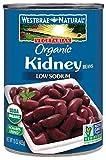 Westbrae Natural Vegetarian Organic Kidney Beans, 15 Oz