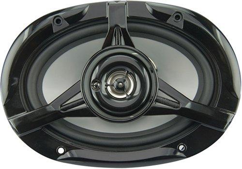 Power Acoustik Kp-573N Kp Series 240-Watt 3-Way 5-Inch X 7-Inch Full Range Speakers