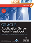 Oracle Application Server Portal Hand...