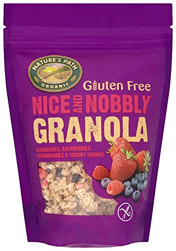 natures-path-organic-strawberry-raspberry-blueberry-granola-312-g-pack-of-4
