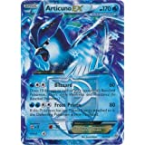 Pokemon - Articuno-EX (25) - Black and White Plasma Storm - Holo