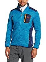 Peak Mountain Chaqueta Técnica Cenit (Azul Royal / Azul)
