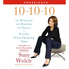 10 10 10 by Suzy Welch