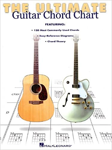 Guitar ukulele chords ultimate guitar : Buy Ultimate Guitar Chord Chart Book Online at Low Prices in India ...