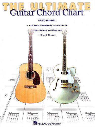 The Ultimate Guitar Chord Chart (Ultimate Guitar Chord Chart compare prices)