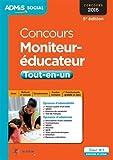 Concours Moniteur-éducateur - Tout-en-un - Concours 2016...