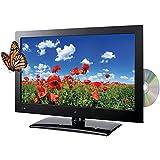 "GPX TDE2282B 22"" LED HDTV/DVD Combination"