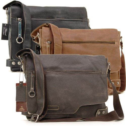 Ashwood Messenger Bag - Camden - 8353