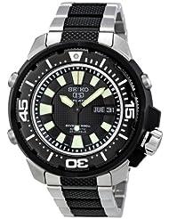 Seiko Men's SKZ253K1 Black Dial Seiko 5 Watch
