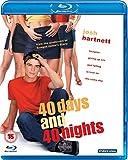 40 Days and 40 Nights [Blu-ray] [Region Free]