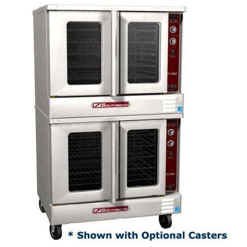 Electric Stove With Convection Oven back-23782