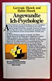 img - for Angewandte Ich-Psychologie book / textbook / text book