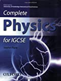 Complete Physics for IGCSE: Endorsed by University of Cambridge International Examinations