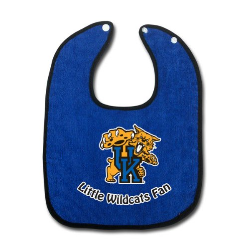 NCAA Kentucky Wildcats Baby Bib at Amazon.com