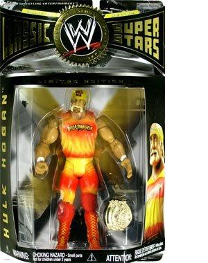 Wwe Jakks Pacific Classic Superstars Exclusive Action Figure Hulk Hogan (tye Dyed Hulkamania Shirt) Picture