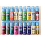 Plaid PROMOGGII Gallery Glass Acrylic Paint, 2-Ounce, Best Selling Colors II