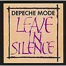Leave in Silence (UK CD-S)