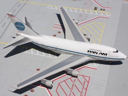 1: 200 ジェミニジェット Pan Am ボーイング 747SP Clipper Constitution (並行輸入)