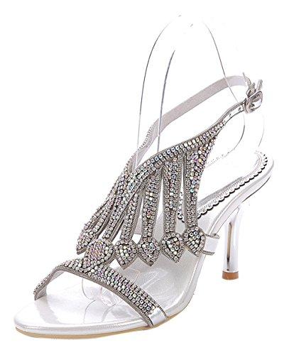 honeystore-damens-handgemacht-schichten-strass-stockel-absatz-sandalen-silber-415-eu