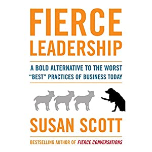 Fierce Leadership Audiobook