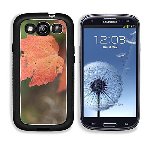 Liili Premium Samsung Galaxy S3 Aluminum Backplate Bumper Snap Case North Shore Trip October 2013 Maple Blaze Image 10555441056
