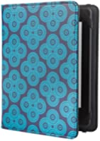 Jonathan Adler Mandala Cover - Navy Blue/Turquoise (Fits Kindle Paperwhite, Kindle & Kindle Touch)