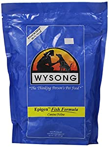 Wysong Epigen Fish Dog and Cat Food Bag, 2-Pound