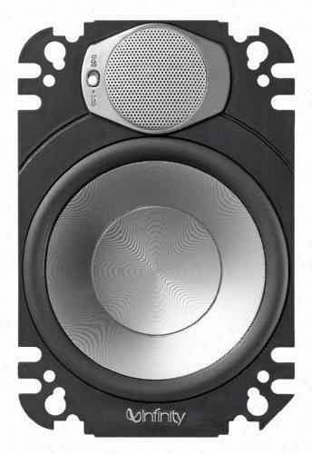 Infinity Reference 6432Cfp 4 X 6-Inch, 135-Watt High Performance Two-Way Plate Loudspeaker (Pair)