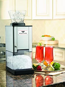 Pro quality ice crusher at Amazon.com