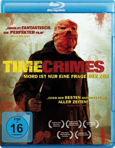 Timecrimes - Mord ist nur eine Frage der Zeit [Blu-ray]