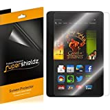 """[3-Pack] SUPERSHIELDZ- High Definition Clear Screen Protector For Amazon Fire HDX 8.9 / Kindle Fire HDX 8.9"""" + Lifetime Replacements Warranty [3-PACK] - Retail Packaging"""