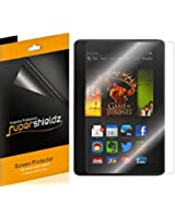 "[3-Pack] SUPERSHIELDZ- High Definition Clear Screen Protector For Amazon Fire HDX 8.9 / Kindle Fire HDX 8.9"" + Lifetime Replacements Warranty [3-PACK] - Retail Packaging"
