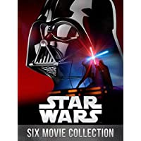 Star Wars 6-Film Digital Collection in HD