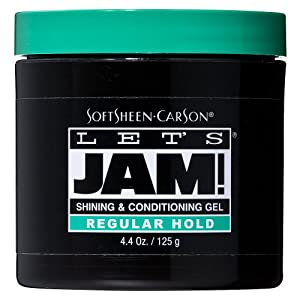 Let's Jam Shining & Conditioning Gel