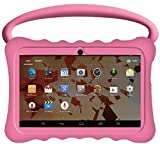 Kids BTC Flame+ UK 7' Quad Core Tablet PC (1GB RAM, 8GB HDD, IPS display, Google Android 4.4, WIFI, USB, Bluetooth) - Pink