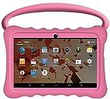 Kids BTC Flame+ UK 7' Quad Core Tablet PC (1GB RAM, 8GB HDD, IPS display, Google Android 4.4, WIFI, USB, Bluetooth) - Pink