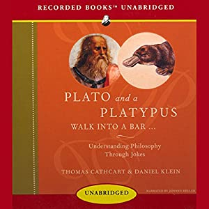 Plato and a Platypus Walk into a Bar Audiobook