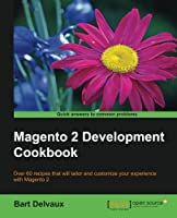 Magento 2 Development Cookbook Front Cover