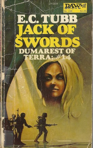 Jack of Swords (Dumarest saga / E. C. Tubb)