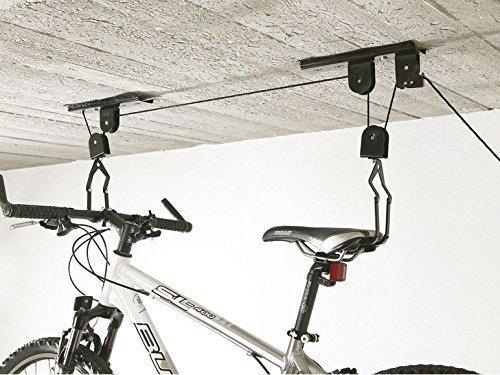 fahrrad deckenhalter preisvergleiche erfahrungsberichte und kauf bei nextag. Black Bedroom Furniture Sets. Home Design Ideas