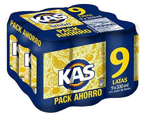kas-limon-bebida-refrescante-lata-33-cl-pack-de-9
