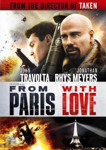 From Paris with Love on Amazon Prime Instant Video UK