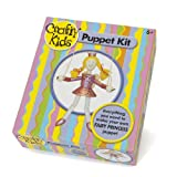 Paul Lamond Crafty Kids Puppet Kit Fairy Princess