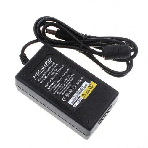 Dc 12V 2A Power Supply Adapter/Converter For Led Light Strip