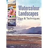 Watercolour Landscapes: Tips & Techniquesby Richard Bolton