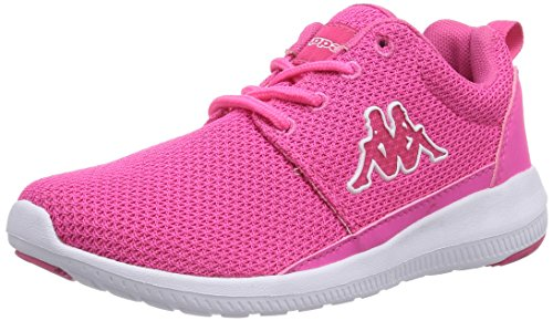 kappa-speed-ii-unisex-erwachsene-sneakers-pink-2210-pink-white-37-eu-4-erwachsene-uk